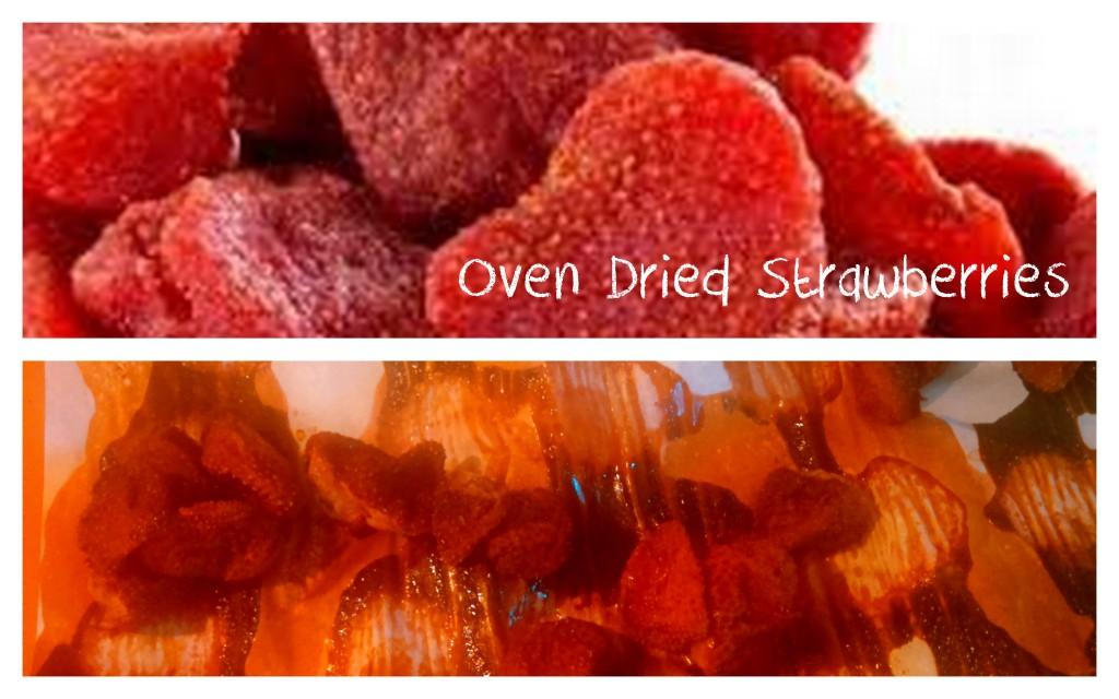 Dried Strawberries Fail